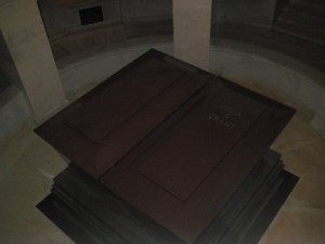 She was right: Grant is buried in Grant's Tomb, along with his wife, Julia. My mother also knew much of the history surrounding the former president, whom she lamented,