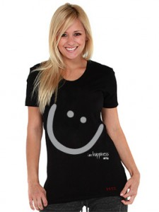 happiness-t-shirt