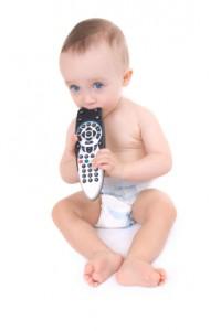 baby tv remote
