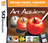 Art Academy for the Nintendo DS