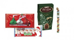 Hershey's Stocking giveaway