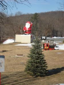 Goodbye Santa