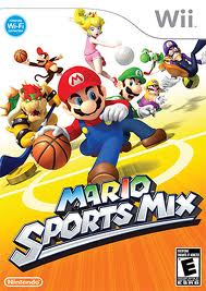 Ninetendo Mario Sports Mix